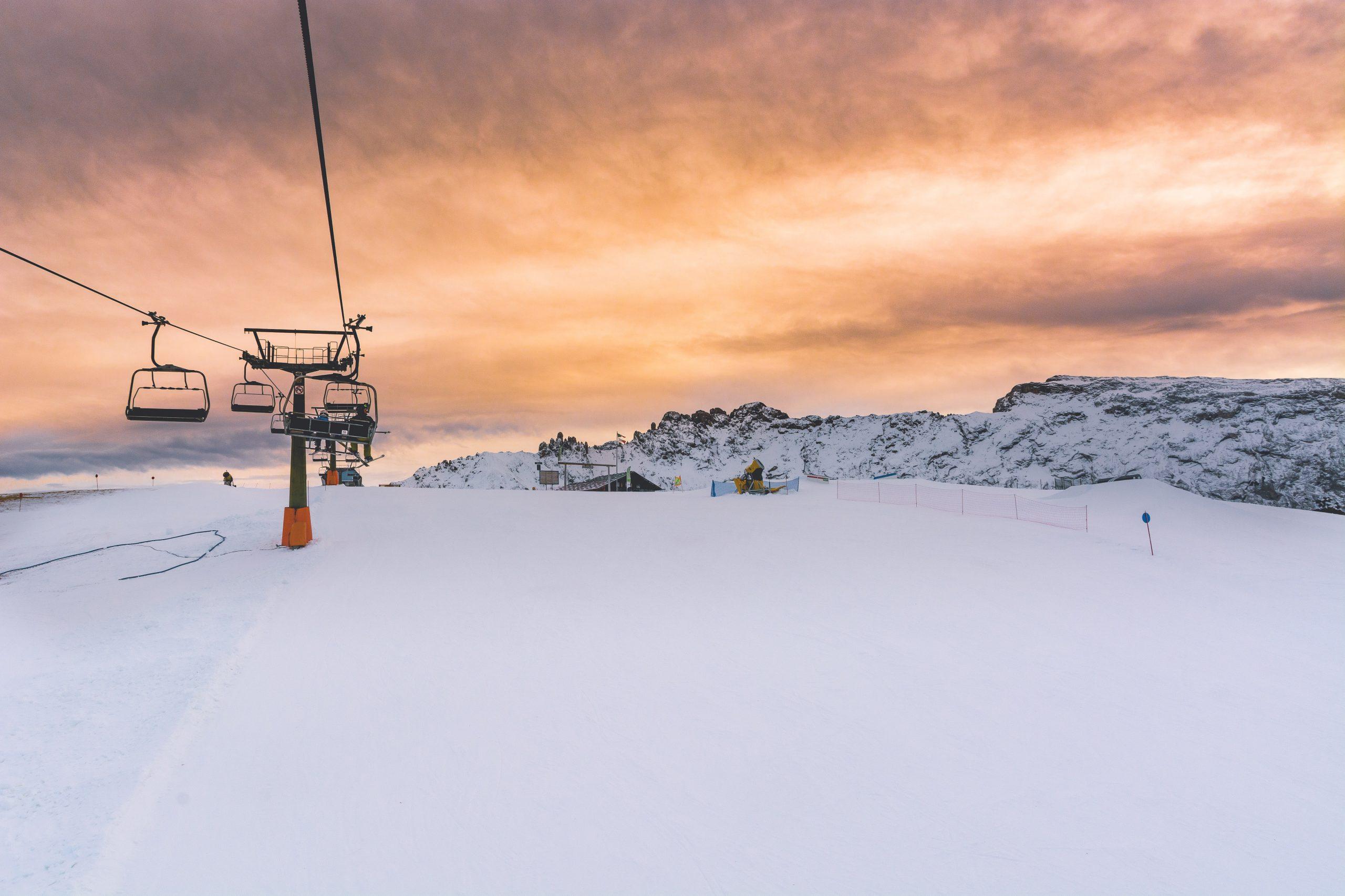 Coaching und Skiurlaub