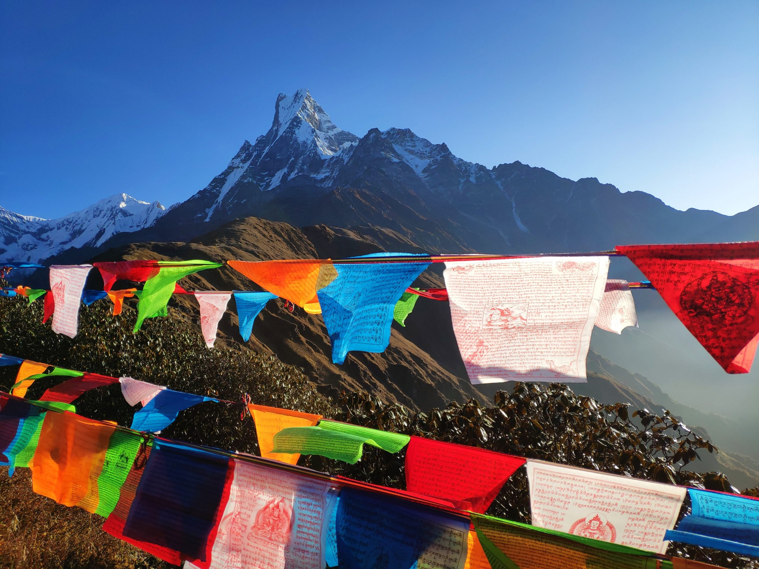 Coaching-Reise nach Nepal