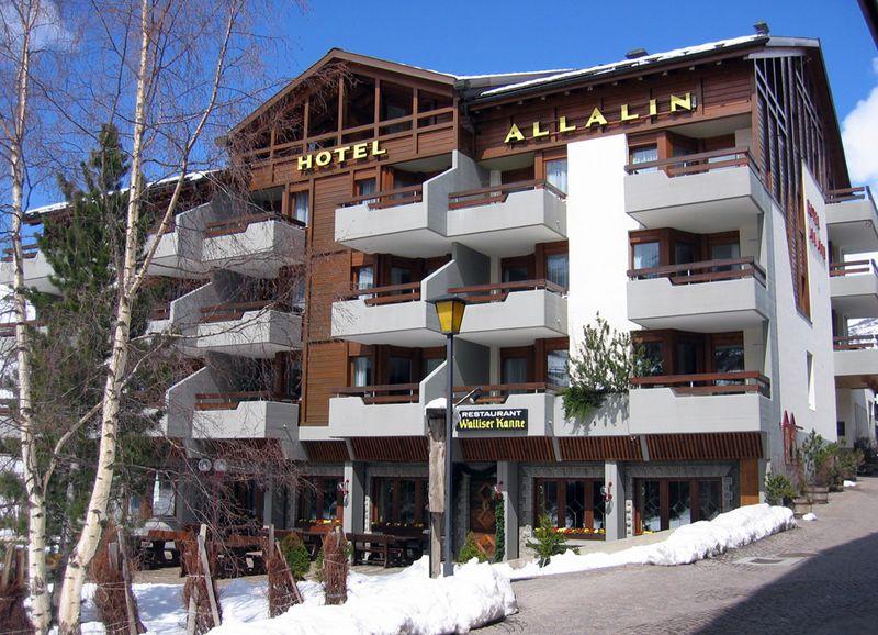 Coaching-Reise in Saas Fee Unterkunft Hotel