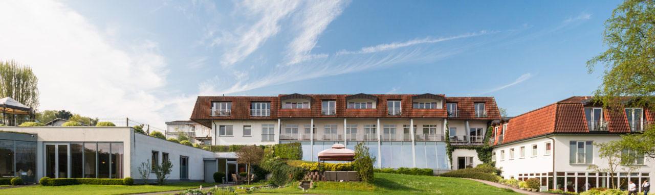 Unterkunft der Coaching-Reise Hotel Heinz