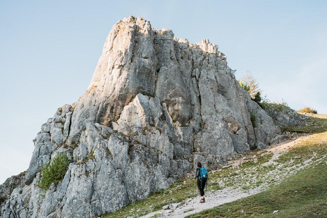 Impression des Wandercoaching-Erlebnisses im Allgäu