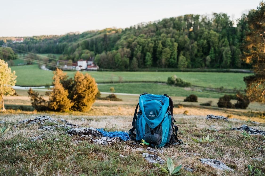 Impression des Wandercoachings mit Anja Buntz