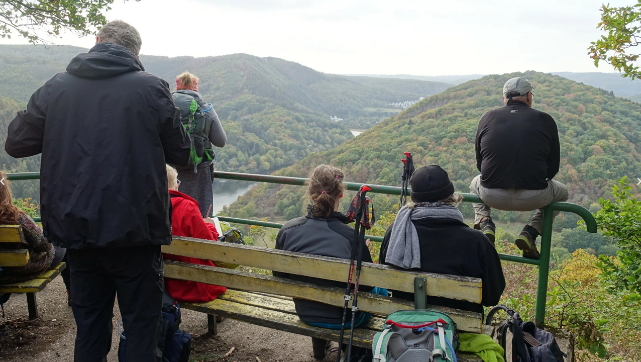 Wandercoaching-Reise Eifel Nationalpark