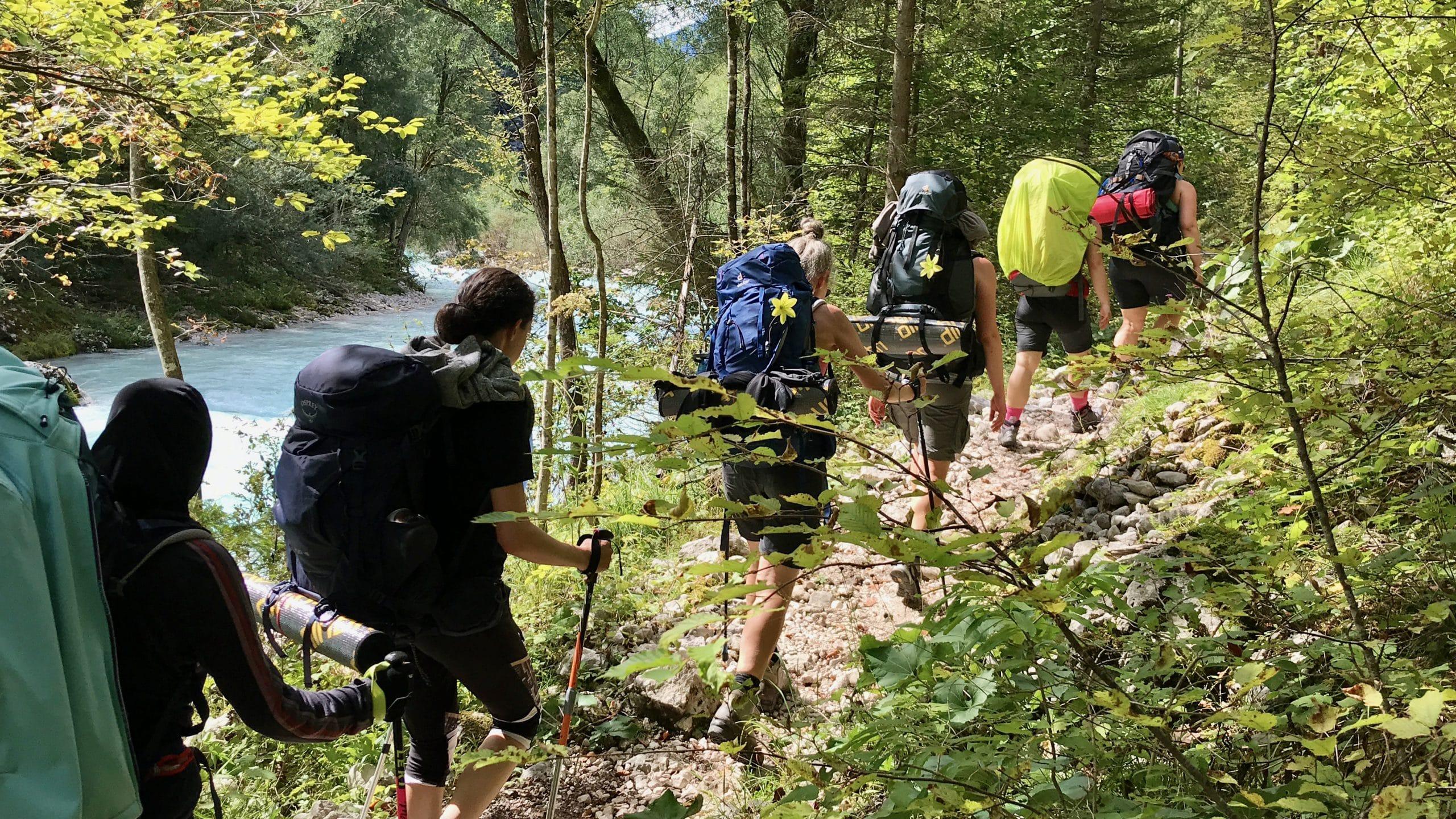 Impression der Coaching-Reise für Frauen in Slowenien