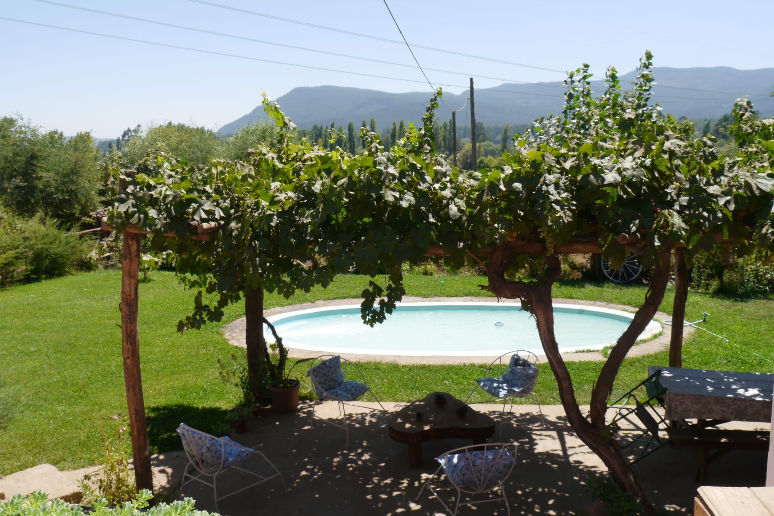 Farm in Chile mit Swimmingpool