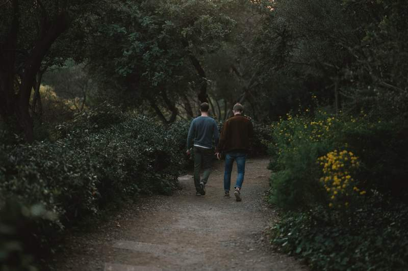 Walk & Talk Coaching - Der Spaziergang als Coaching-Instrument